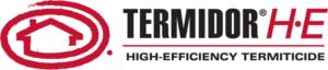 Subterranean termites Termidor
